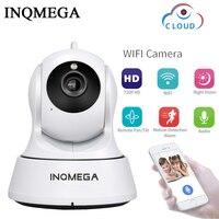 INQMEGA 720P Cloud Security IP Camera WiFi Home Security CCTV Camera Night Vision Pan Tilt Two