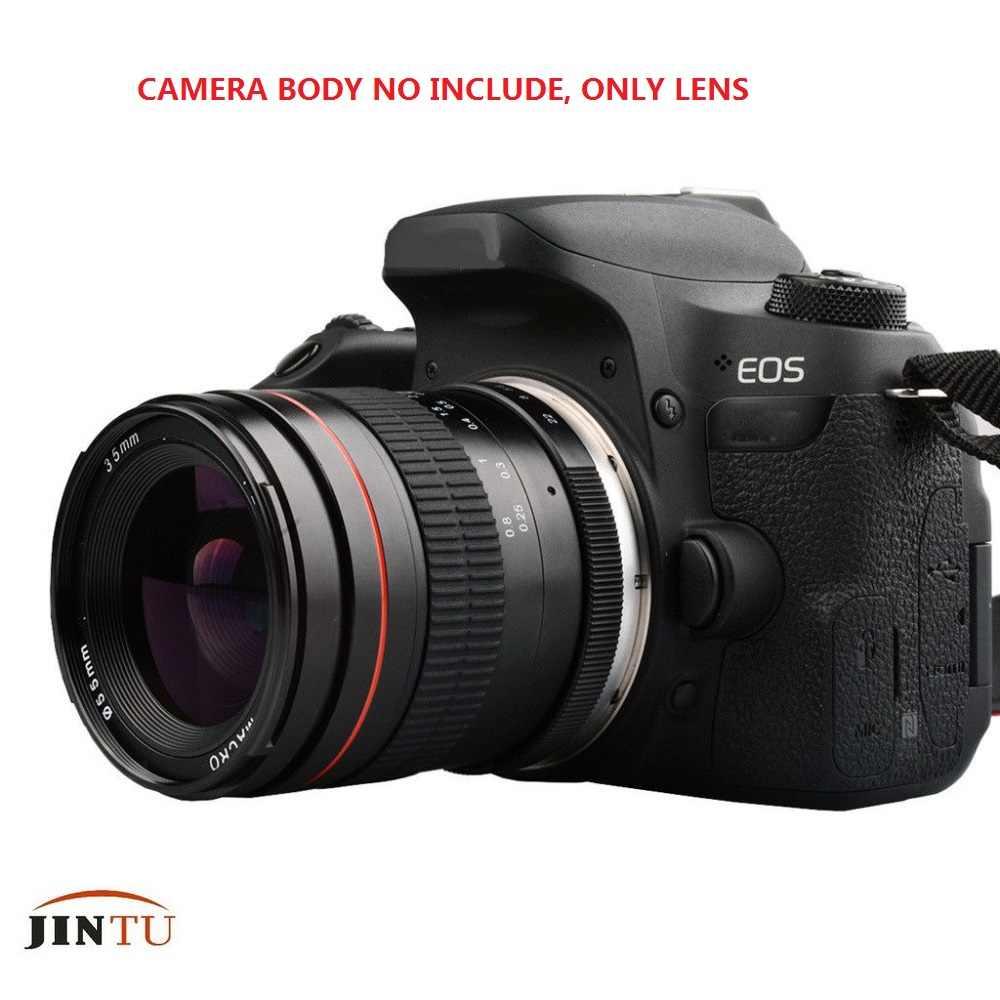 Detail Feedback Questions about JINTU 35mm F/2 0 22 Portrait