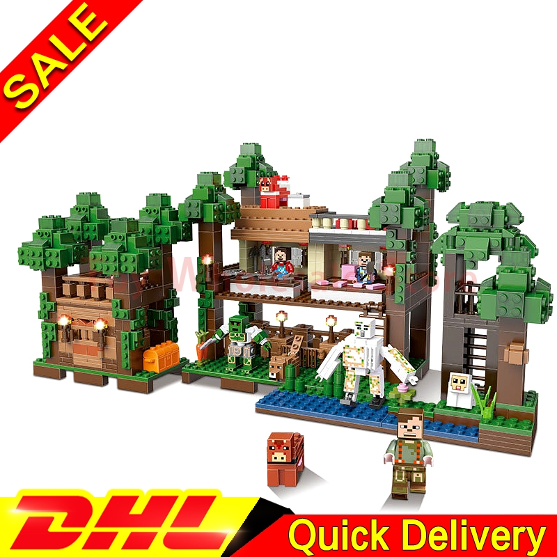 Xingbao 09003 1114Pcs Creative MOC Kits The Mysteries of Base Children Educational Building Blocks Bricks Toys Gifts Clone Lepin avenue of mysteries