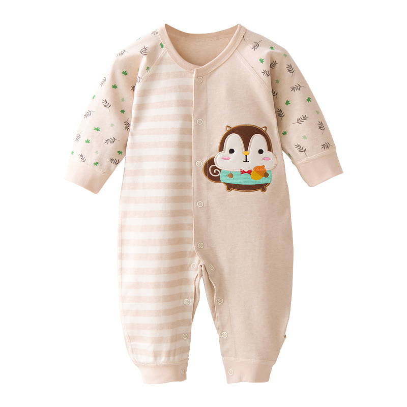 baby clothes new hot 100% cotton winter and autumn baby rompers baby clothing boys/girls/infant/newborn/kids long sleeve clothes baby clothes 100% cotton boys girls newborn infant kids rompers winter autumn summer cute long sleeve baby clothing