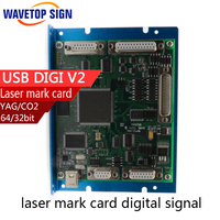 Usb Laser Mark Machine Control Card Digial Signal Support 64 Bit System Without Dongle Support 2