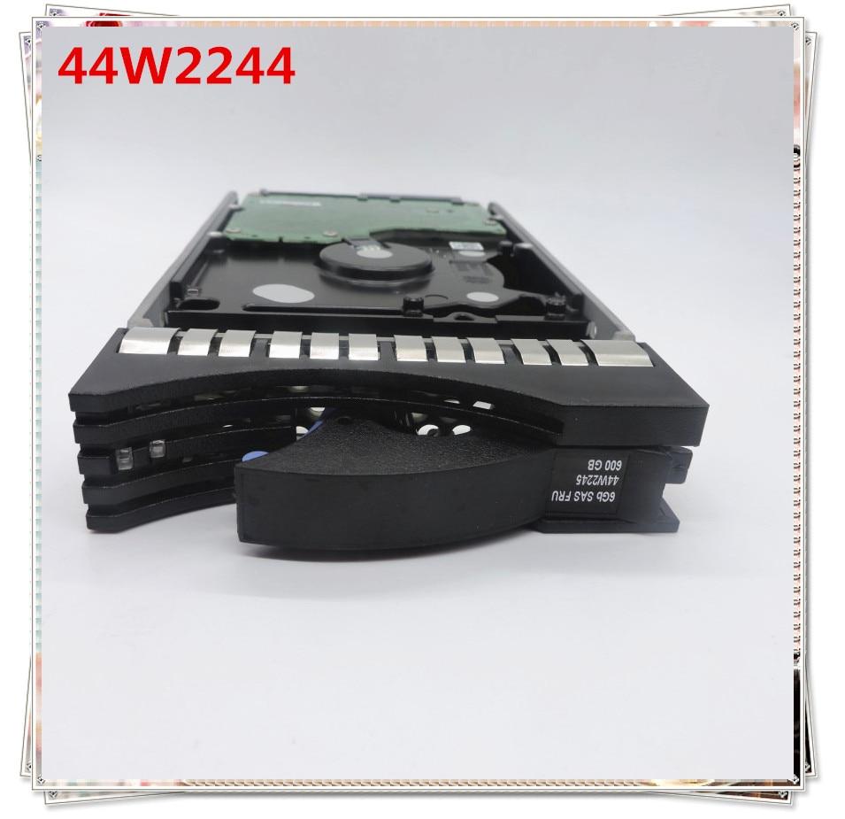 جديد الأصلي في مربع 600G 15k SAS 3.5 44W2244 44W2245 x36503400 1 سنة الضمان-في شواحن من الأجهزة الإلكترونية الاستهلاكية على