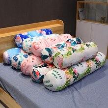 New Plush Animals  Creative Long Soft Gift Office Lunch Break Nap Sleeping Pillow Cushion Stuffed Doll
