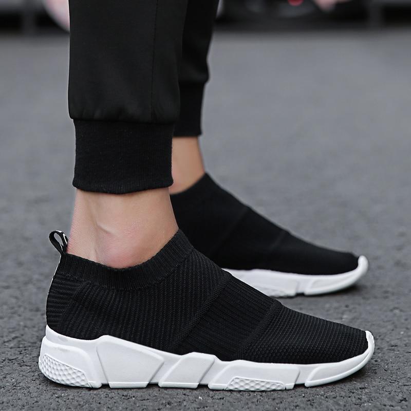 Sooneeya Summer Brands Sock Shoes Man