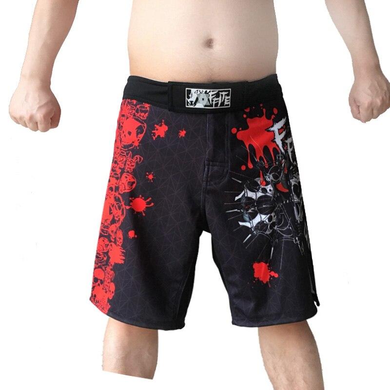 FFITE Férfi nadrág MMA rövidnadrág férfiak férfiak Harc Rövid - Sportruházat és sportolási kiegészítők - Fénykép 3