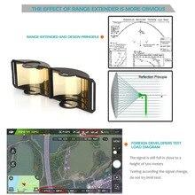 Foldable Signal Booster Range Extender