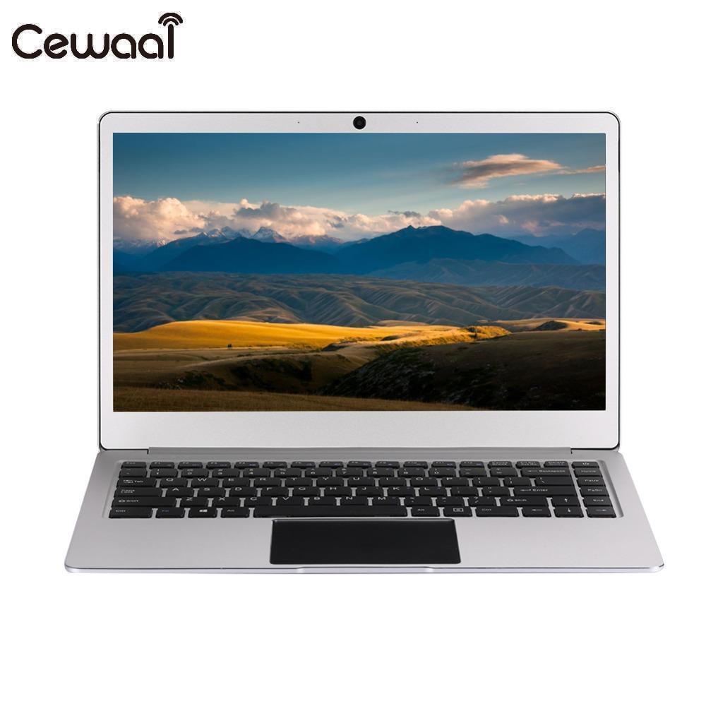 2018 Лидер продаж 14 дюймов ультратонкий ноутбук Windows 10 четырехъядерный процессор для intel N3450 6 ГБ + 64 ГБ SSD Bluetooth 4,0 1366*768 прочный Тетрадь