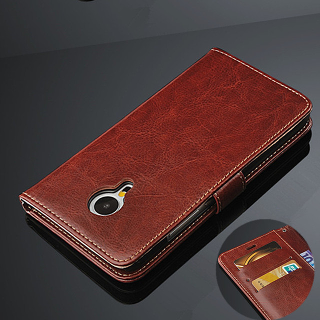 Case For Meizu M2 M3 M3s M5 M5s M6 Note M6s Mini Flip Cover Case Magnetic Leather Flip Case Protective Holster Phone Shell