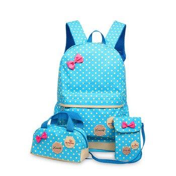 2019 Children Schoolbags for Girls Primary School Book Bag Sac Enfant Children School Bags Printing Backpack Orthopedic Backpack Kids & Baby Bags