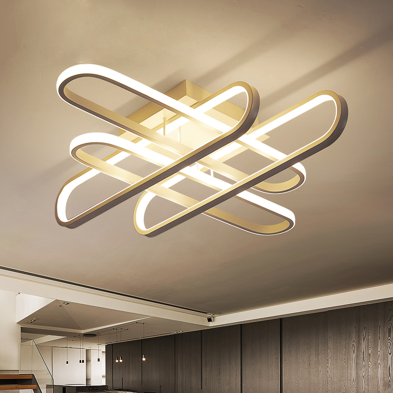 Modern Led Ceiling Light Remote Control Ceiling Lamps for Living Room Bedroom Kids Room Kitchen Light Fixtures Luminaria Teto