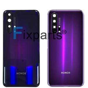 Image 4 - Original New For Huawei Honor 20 Pro Battery Cover Door Back Housing Rear Case For Honor 20 Battery Cover Door Replacement Parts