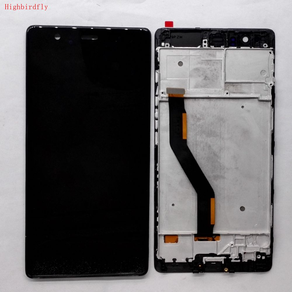 For Huawei P9 Plus Lcd Display+Touch Screen Digitizer WIth Frame Assembly Replacement Parts p9plus lcdFor Huawei P9 Plus Lcd Display+Touch Screen Digitizer WIth Frame Assembly Replacement Parts p9plus lcd