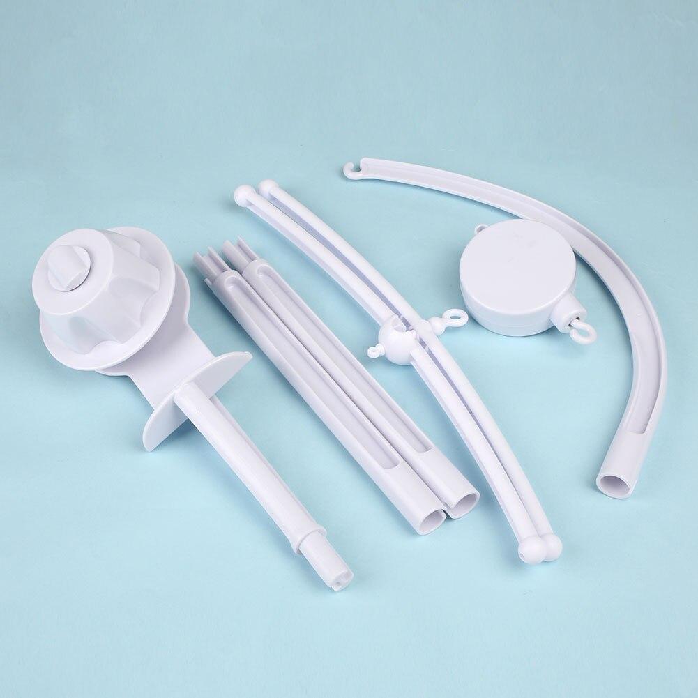 Музыкальная игрушка держатель Вешалка Кронштейн мобиль для детской кроватки кровать колокольчик поворот новорожденных кроватки крутящиеся колокольчики на кровать Держатель для игрушек