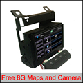 7 дюймов Автомобиля DVD GPS Стерео Плеер Для Land Rover Freelander II 2007-2012 с Сенсорным Экраном, Bluetooth, сохранить Оригинальный ИНТЕРФЕЙС/Радио
