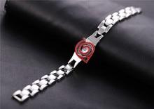 Naruto Metal Red Konoha Bracelets Bangle