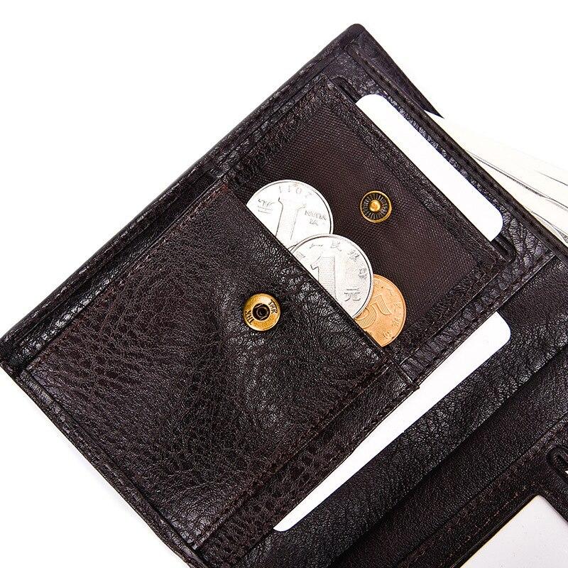 2017 varumärke Hengsheng manens plånbok högkvalitets hasp - Plånböcker - Foto 4