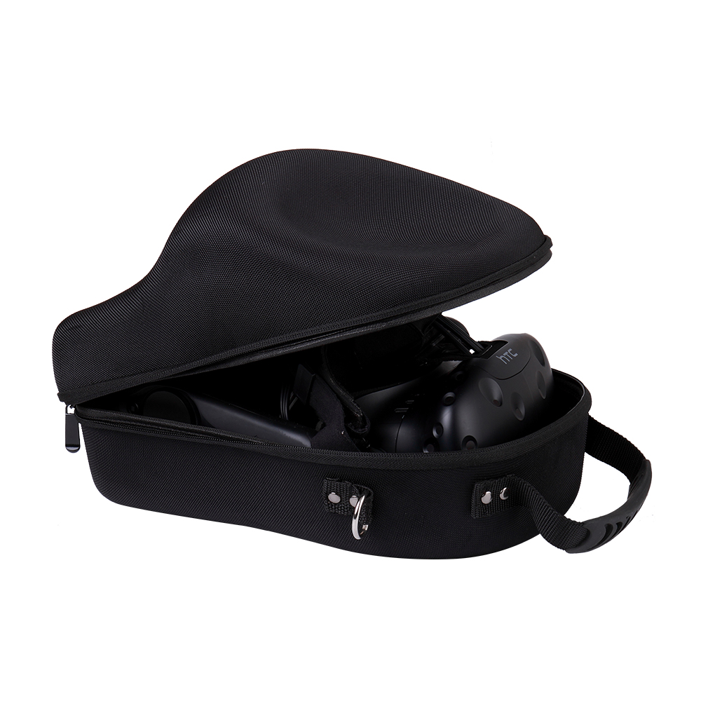 Newest Hard Travel Bag Protect Cover Storage Box Cover Pouch Carry Case For HTC VIVE - VR Virtual Reality System