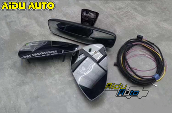 Antiglare Anti-glare  Internal & external Automatic Dimming Rear View Mirror For Audi A4 A5 B9