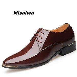 Misalwa Men Luxury Dress Shoes