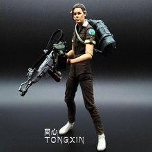 Alien Vs Predator 7 Inch Amanda Isolatie Model Action Figure Speelgoed Hand Te Doen H19