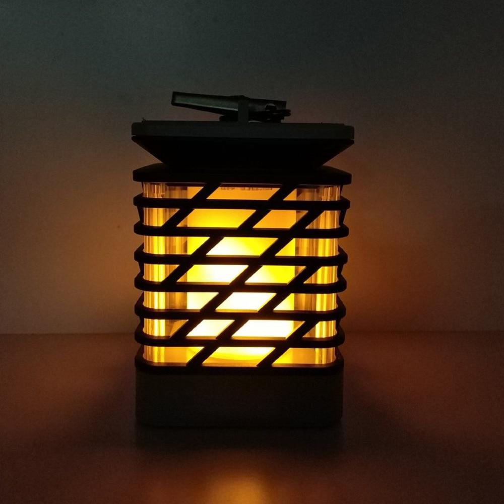 Solar Power LED Torch Light Dancing Flame Lighting Flickering Hang Lamp Waterproof Decorative Light for Outdoor LandscapeSolar Power LED Torch Light Dancing Flame Lighting Flickering Hang Lamp Waterproof Decorative Light for Outdoor Landscape