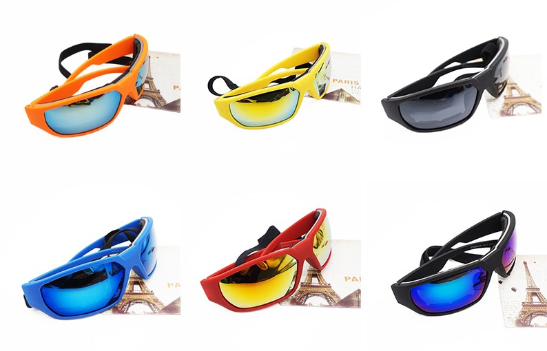 Quality Ski Goggles with Tether Impact resistance skiing glasses for women/men UV400 sunglasses Outdoor Riding Glasses 3