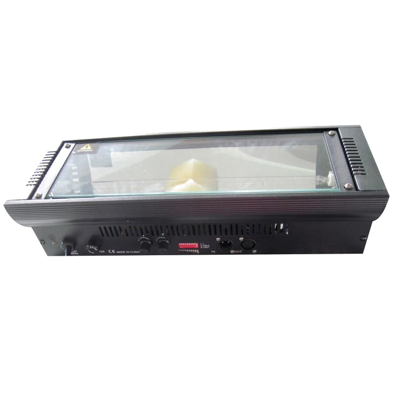 1500W Strobe Light White Color 0-100% Dimmer Flash Speed Adjustable Manual Switch/ DMX512/Auto Control For Bar KTV DJ Disco