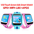 GPS smart watch Vm90 baby watch with Wifi 1.54inch touch screen SOS Call Location Device Tracker for Kids Safe PK Q50 Q60 Q90