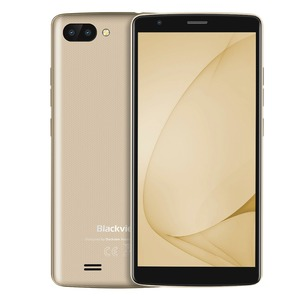 Image 2 - Blackview A20 Pro 5,5 zoll 18:9 Volle Bildschirm 2GB RAM 16GB ROM MT6739WAL Quad Core Android 8.1 Fingerprint Dual SIM 4G Smartphone