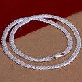 Moda serpiente steampunk collares y colgantes de la joyería femenina accesorios blanco 585 chapado en oro de la cadena mujeres cuerpo boho chian ine254