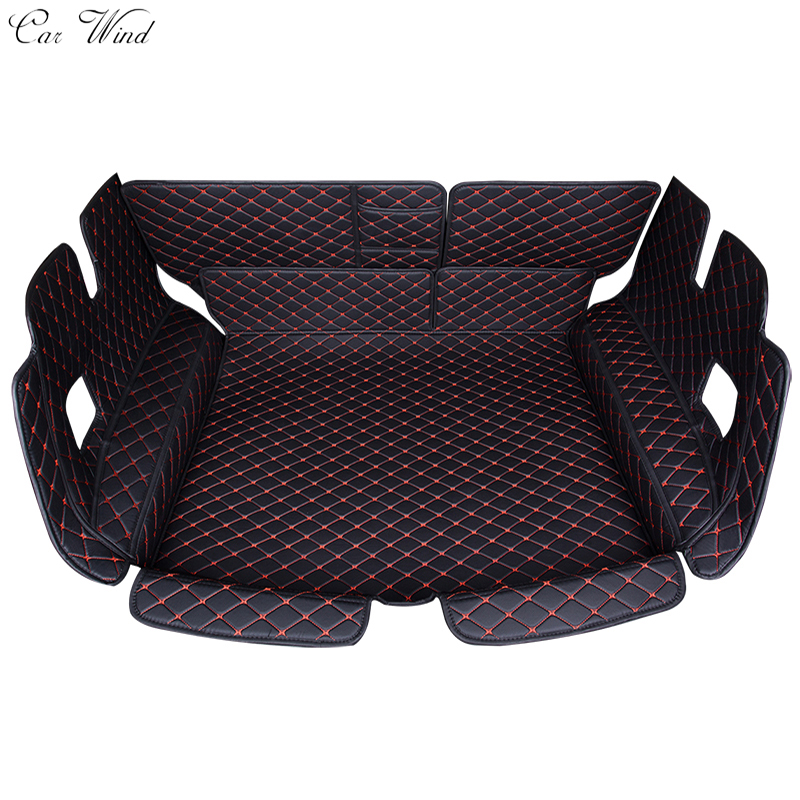 Car wind car trunk mat for toyota Rav4 PRADO Highlander COROLLA Camry Prius Reiz CROWN Cargo
