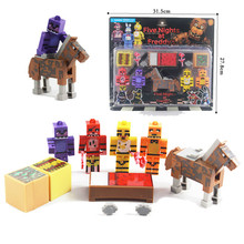 Buy fnaf minecraft toys and get free shipping on AliExpress com
