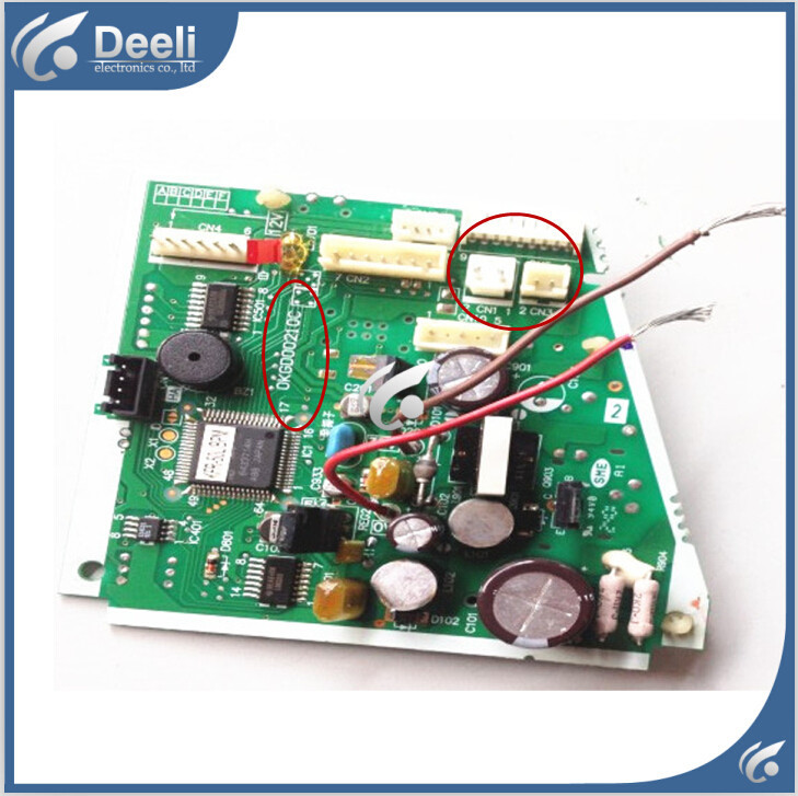 Подробнее о 95% new good working for air conditioning computer board KFR-36G/BP OKGD00210C PC control board on sale 95% new good working for air conditioning computer board a742148 a742498 a741495 a741358 a71814 pc control board on sale