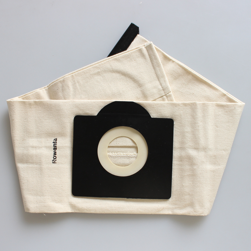 Vacuum Cleaner Bag,Washable Dust Bag for Vacuum Cleaner Rowenta ...