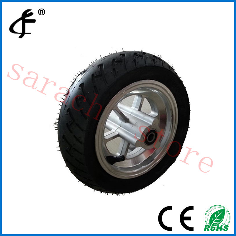 9 vacuum tire electric scooter front wheel ,electric bicycle wheel ,electric bicycle conversion kit, scooter wheel