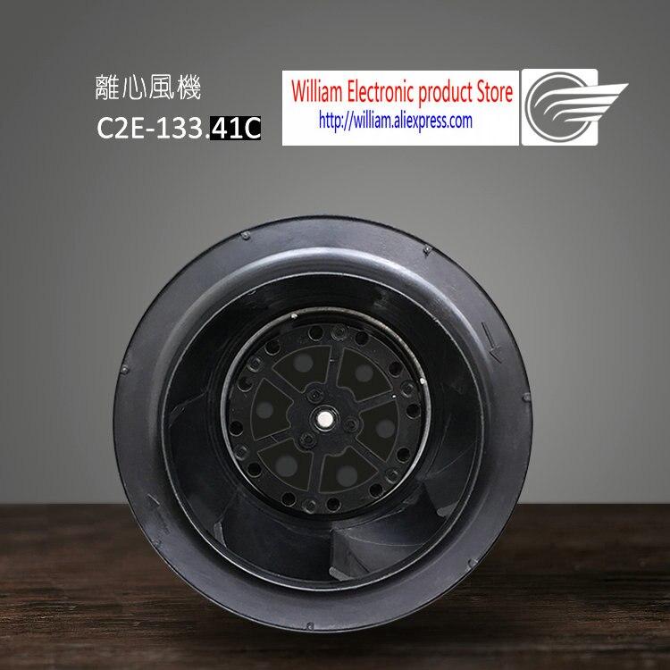 New Original FONSONING C2S-133.41C 115V C2E-133.41C 230V C2D-133.41C 380V Swirl centrifugal cooling fan brand new original converter fan r2e220 aa44 23 220 71 115v centrifugal fan page 5