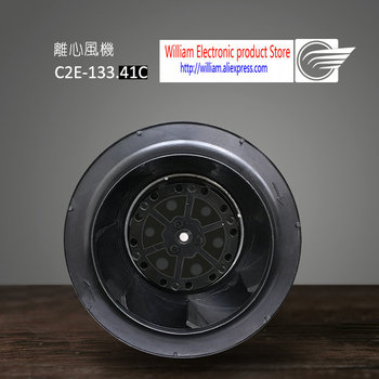 New Original FONSONING C2S-133.41C 115V C2E-133.41C 230V C2D-133.41C 380V Swirl centrifugal cooling fan