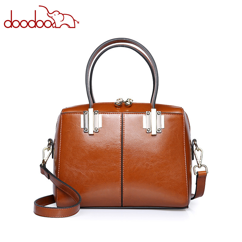 2018 Ladies Leather HandBags Women Retro Genuine Leather bags Totes Messenger Bags Hign Quality Designer Luxury Brand Bag2018 Ladies Leather HandBags Women Retro Genuine Leather bags Totes Messenger Bags Hign Quality Designer Luxury Brand Bag