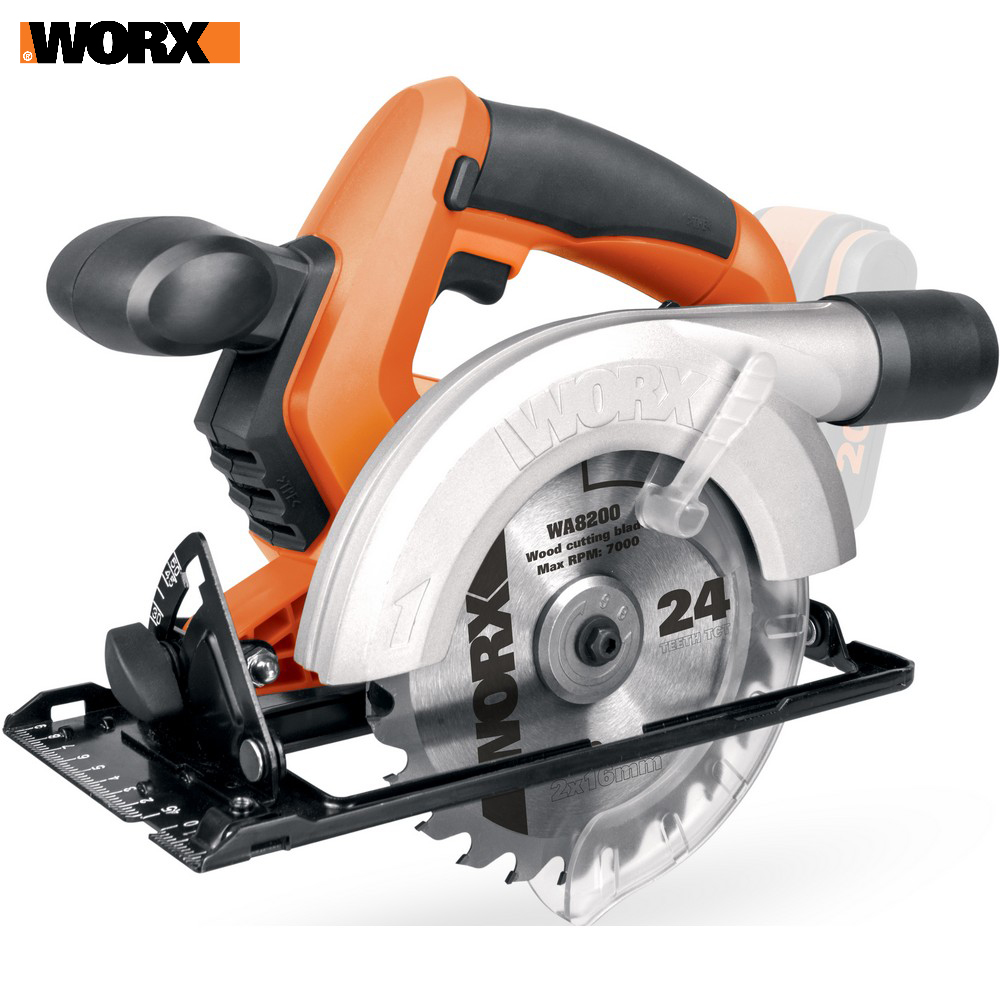 все цены на Electric Saw WORX WX529.9 Power tools Circular saws rechargeable