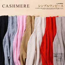 Top Grade 7Colors Sweater Ladies Cashmere knitted jumpers Spring Autumn new Fashion Turtleneck women sweaters wool knitwears(China)
