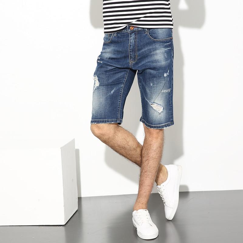 Online Get Cheap Mens Denim Blue Shorts -Aliexpress.com   Alibaba ...