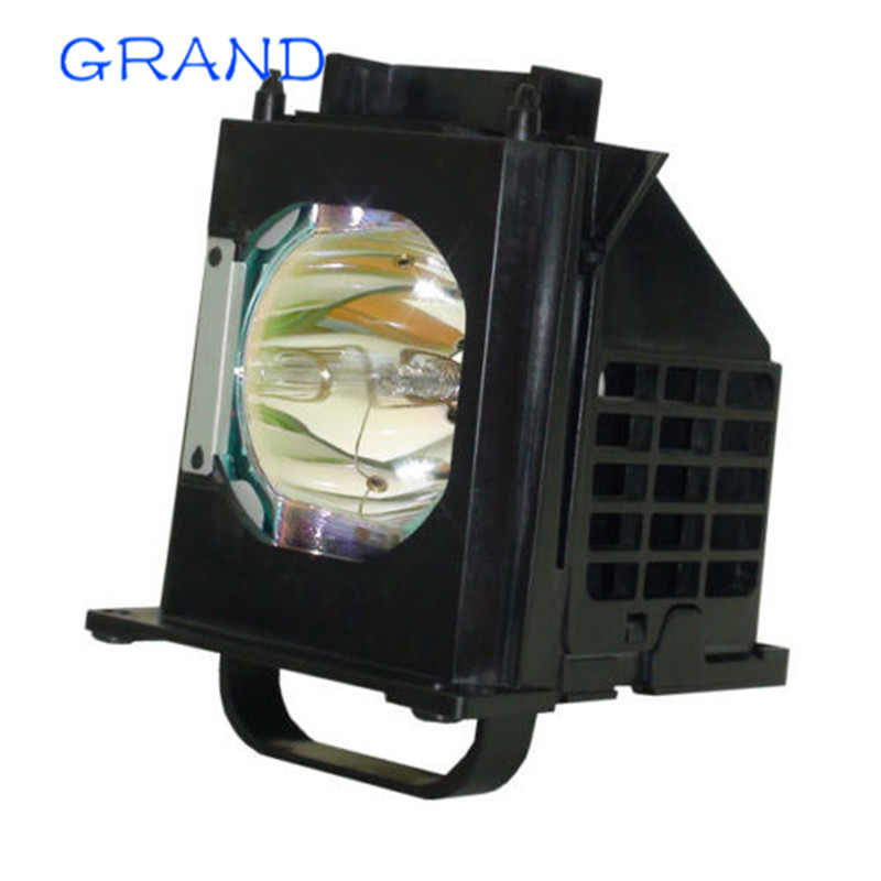 Compatible Projector Lamp With Housing 915B403001 For MITSUBISHI WD56737/WD60735/WD60737/WD60C8/WD60C9/WD65735 Projectors