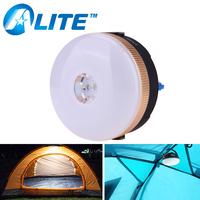 Free Ship USB Rechargeable Power Bank Hanging Tent Lamp Outdoor Indoor Lantern Camping Light With