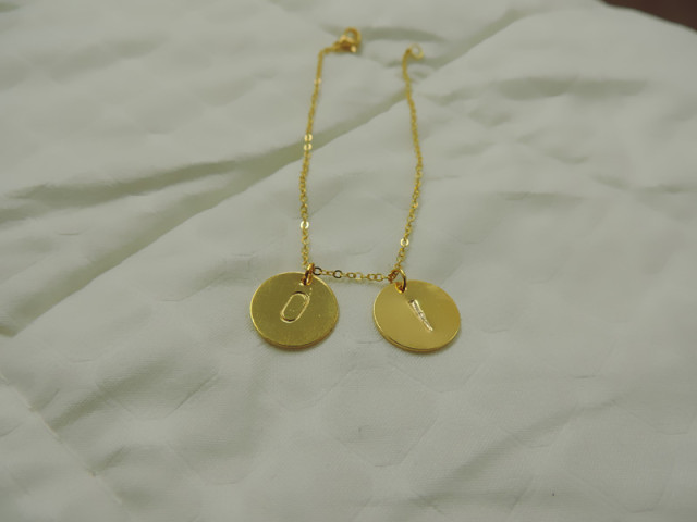 anklet bracelet chain foot gold pin jewelry dainty ankle
