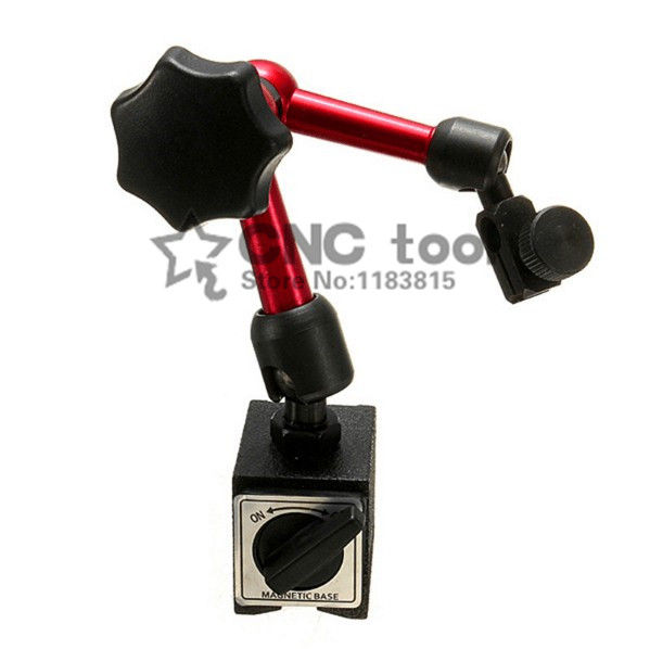 New Arrival Mini Universal Flexible Magnetic Base Holder Stand & Dial Test Indicator Tool High Quality