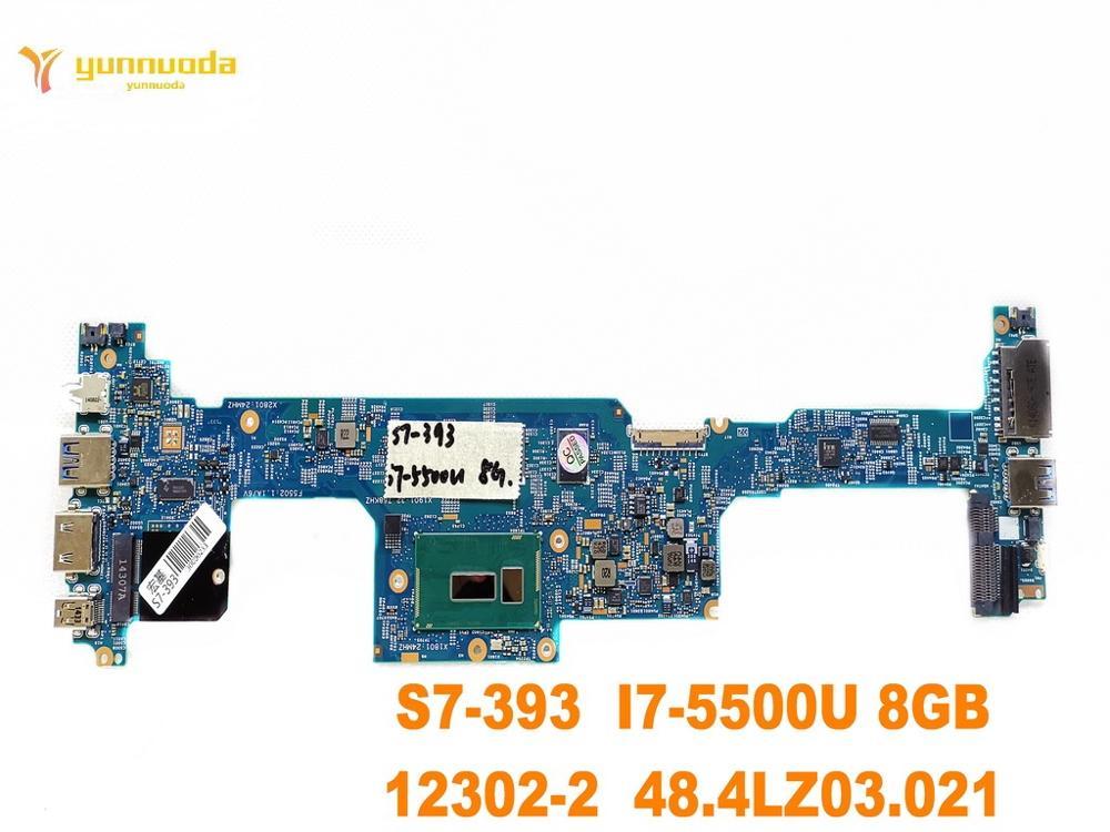 Original forACER S7 393 laptop motherboard S7 393 I7 5500U 8GB 12302 2 48 4LZ03 021