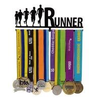 RUNNER Sport Medal Hanger