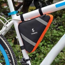 2017 New Multifuction Bicycle Bags Cycling Bike Frame Front Tube Mobile Phone Bag For Mountain bike City Bike