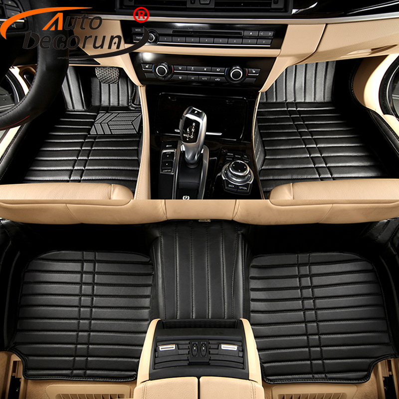 Autodecorun custom fit car floor mats for chrysler 300c - Chrysler 300 red interior for sale ...