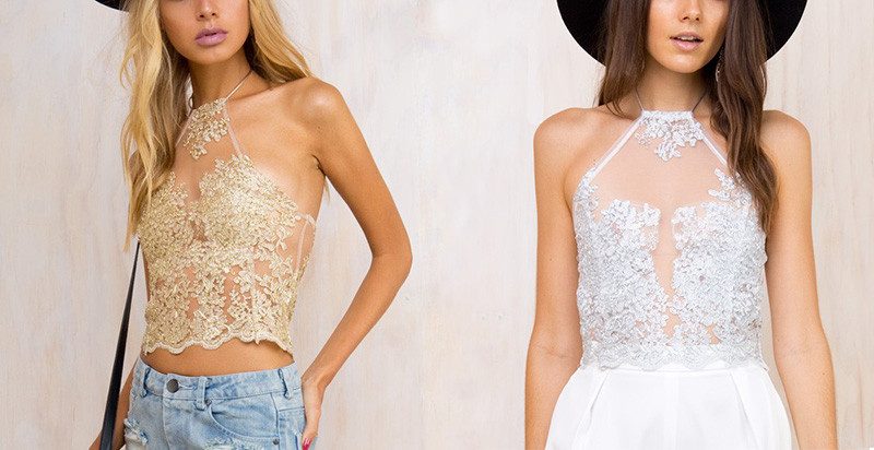 2016-New-Fashion-Elegant-white-lace-crop-top-Summer-beach-backless-short-halter-tops-Sexy-camis (4)